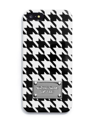 Houndstooth Phone Cover