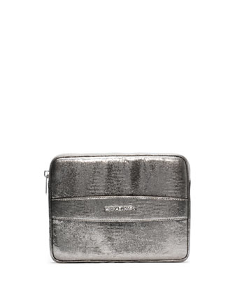 Metallic Phone Clutch