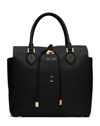 Large Miranda Leather Tote