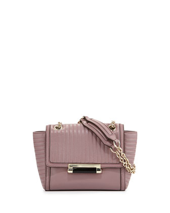 440 Mini Rail Crossbody Bag, Candy Pink