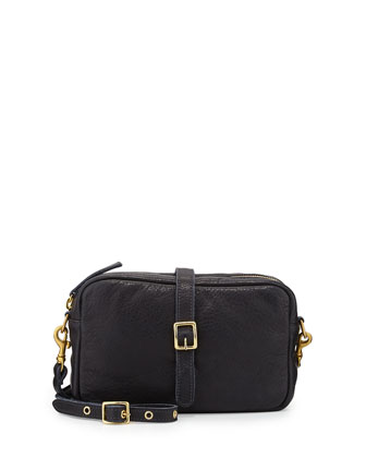 Maison Mini Sac Crossbody Bag, Navy