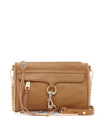 Mini MAC Crossbody Bag, Fatigue