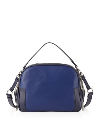 Jana Convertible Bag, Blue