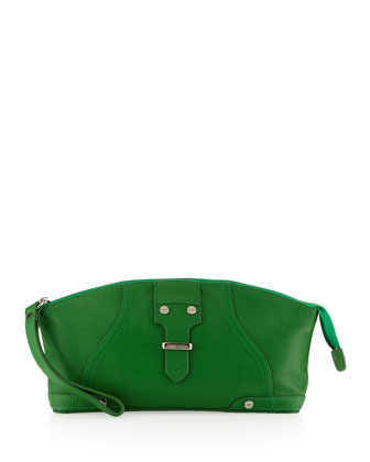 Jordan Dome Belt Clutch, Green