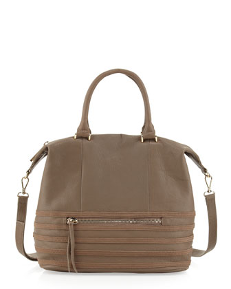 Carroll Gardens Hobo Bag, Mocha