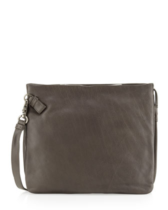 iPad?? Cache Crossbody Bag, Fog