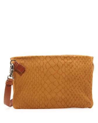 Cache Day Cross-Body Bag, Tiger's Eye