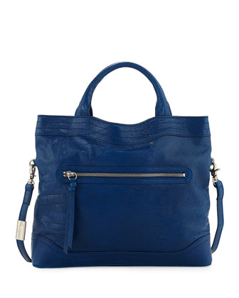 Muriella Crossbody Convertible Bag, Azure