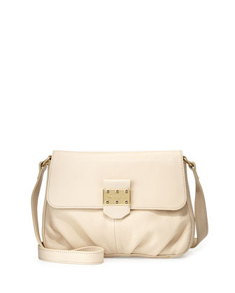Casablanca Shoulder Bag, Ecru