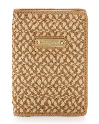 EJ Passport Cover, Peanut