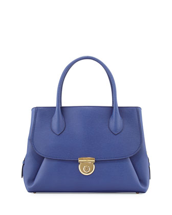 Fiamma Padlock Tote Bag, New Iris