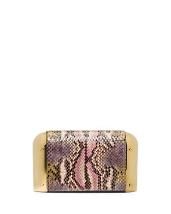 Leyla Small Dome Clutch Bag