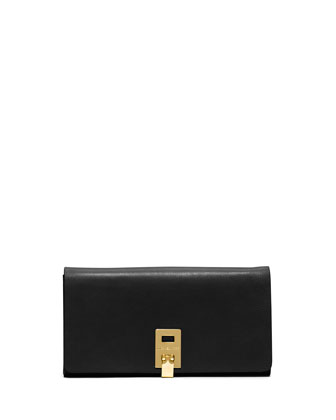 Miranda Continental Wallet, Black