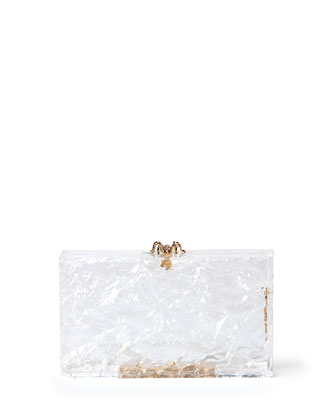 Pandora On The Rocks Clutch Bag
