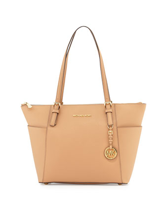 Jet Set Top-Zip Tote