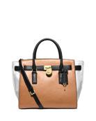 Hamilton Traveler Large Bag, Suntan/White/Black
