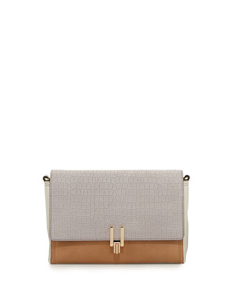 Inez Convertible Clutch Bag, Tab