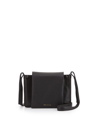 Bijou Mini Crossbody Bag, Black