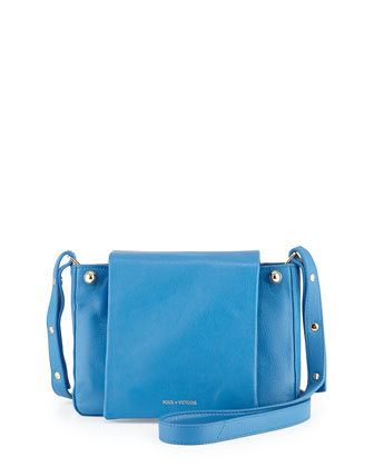 Bijou Mini Crossbody Bag, Royal