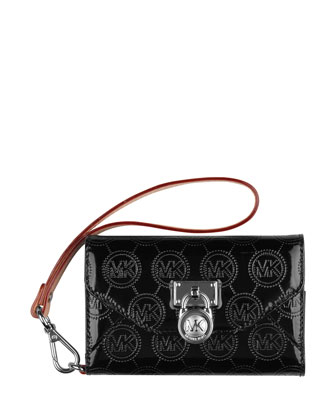 Jet Set Clutch Bag Phone Wallet Case