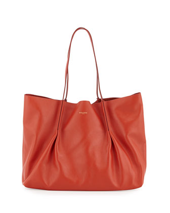 New Ondine Tote Bag, Red