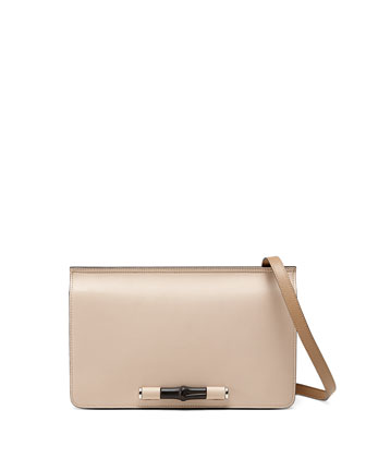 Lady Two Tone Shoulder Bag, Natural
