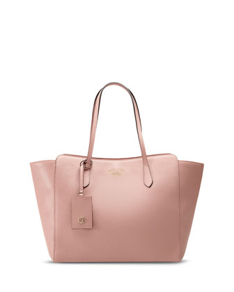 Swing Medium Tote Bag, Light Pink