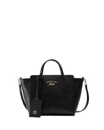 Swing Mini Crossbody Bag, Black