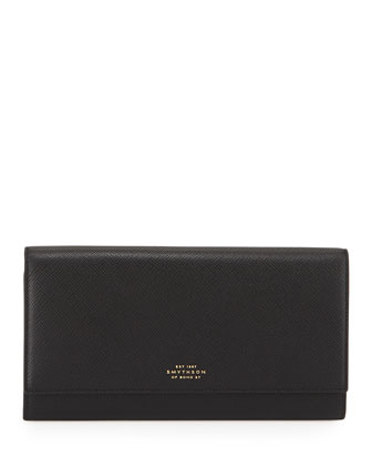 Panama Marshall Travel Wallet, Black