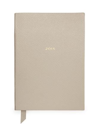 2015 Soho Diary, Gray