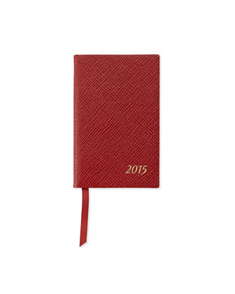 2015 Wafer Diary, Red