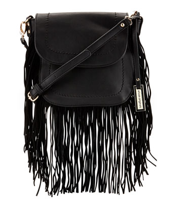 Blow With The Wind Fringe Crossbody Bag