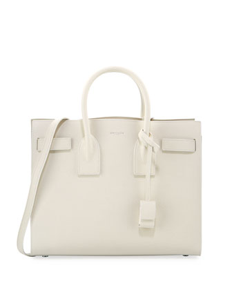 Sac de Jour Small Tote Bag, White