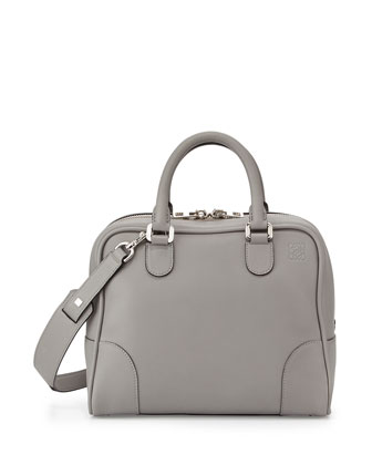 Amazona 75 Tote Bag, Gray