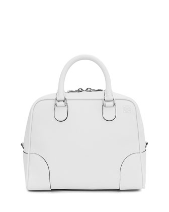 Amazona 75 Tote Bag, White