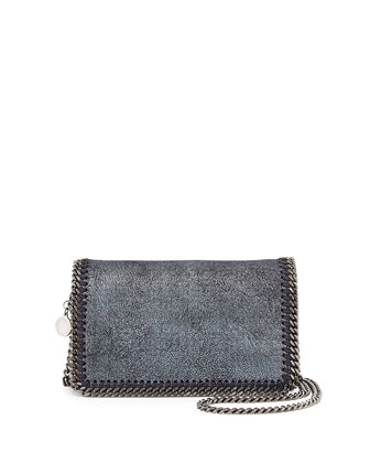 Falabella Crossbody Bag, Navy