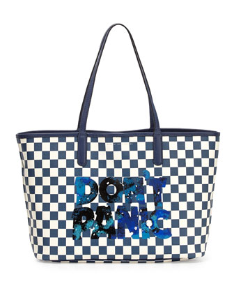 Metropolite Don't Panic Tote Bag