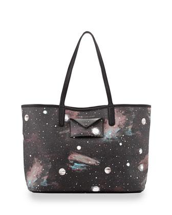 Metropolitote Stargazer Tote Bag, Black