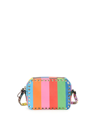 1973 Rockstud Camera Crossbody Bag