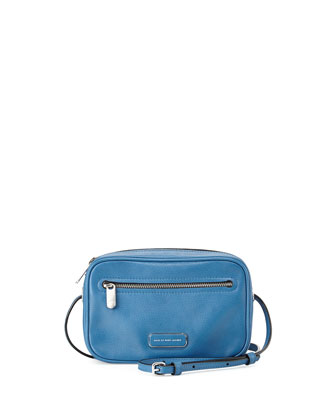 Sally Crossbody Bag, Bluestone
