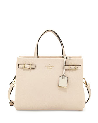 holden street olivera bag, pebble