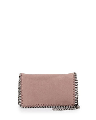 Falabella Chain Crossbody Bag, Pink (Nude)