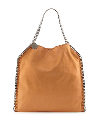 Falabella Big Tote Bag, Tan