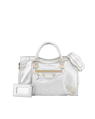 Giant 12 Golden City Bag, Gray