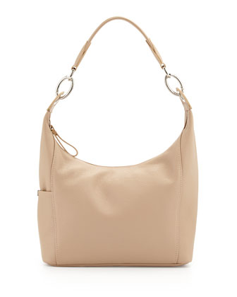 Le Foul Small Hobo Bag, Beige