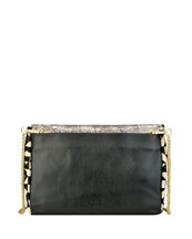 Eva Geometric Crossbody Clutch Bag