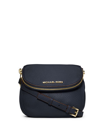 Bedford Flap Crossbody Bag, Navy