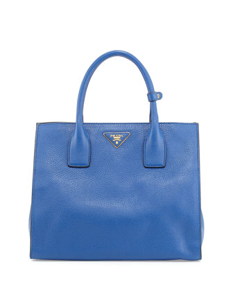 Daino Tote Bag, Bright Blue (Royal)