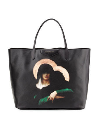 Antigona Large Madonna Tote Bag