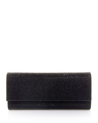 Ritz Fizz Crystal Clutch Bag, Rhine